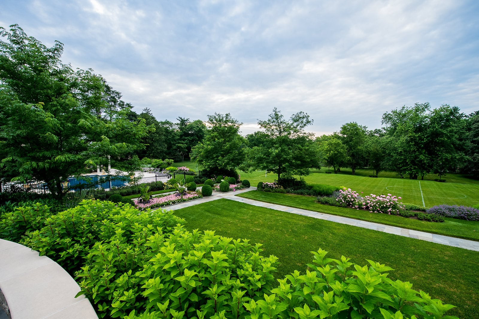Bryn mawr residence hess landscape architects for Hess landscape architects