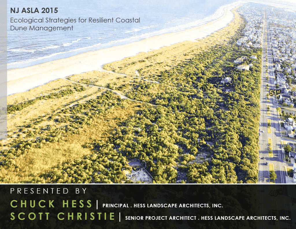 2015 NJASLA Annual Meeting | Seeds of Change – Atlantic City, New Jersey