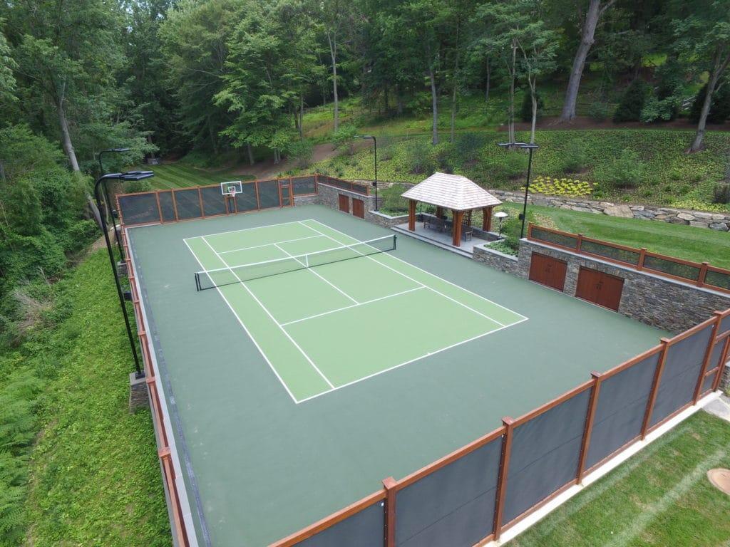 ASBA Tennis Court GOLD AWARD!